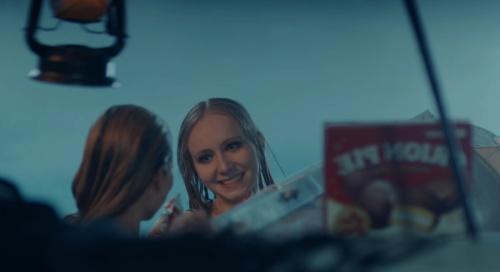 好丽友创意广告#青春不散场#