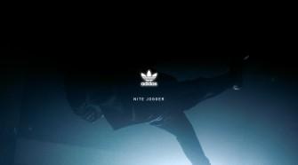 adidas originals 三叶草 nite jogger ft. 王嘉尔图片