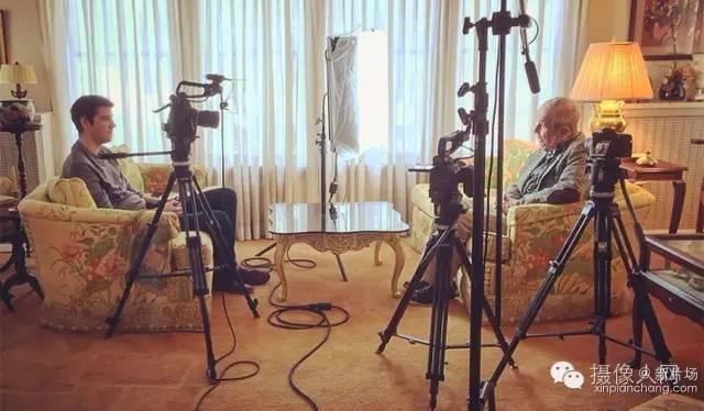 人物访谈的拍摄是很多摄像人经常遇到的工作之一,大多数影视制作人都