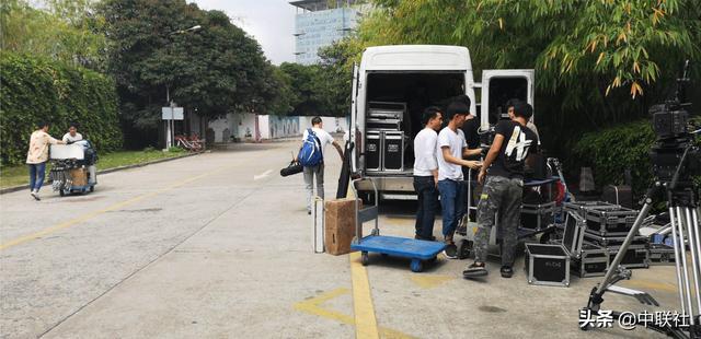 深圳电影电视剧拍摄,网络大电影拍摄和网络剧拍摄团队的工作现场