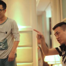 奔跑吧兄弟第二季全民撕名牌宣传片 - 吴雨杭