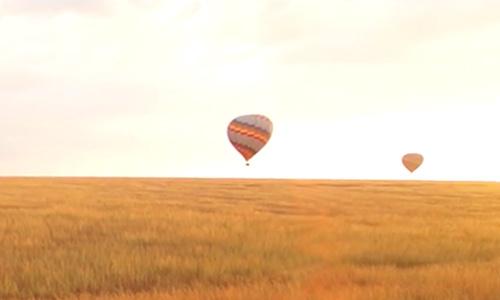 肯尼亚生命体验纪录片《生命之光》