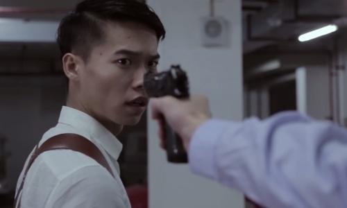 致敬香港警匪片动作微电影《暗度》(大学毕业作品)