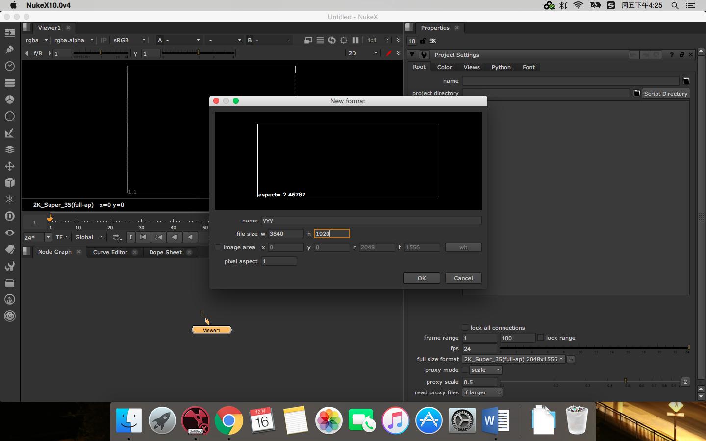 [翻译视频教程]Nuke Cara VR全景视频傻瓜拼接全流程视频+图文(5集)插图(14)