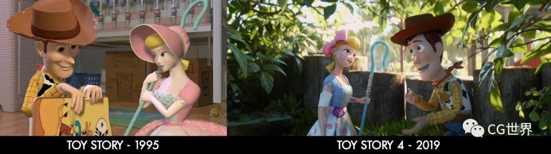 《玩具總動員》這24年CG技術都經歷了怎樣的變化?