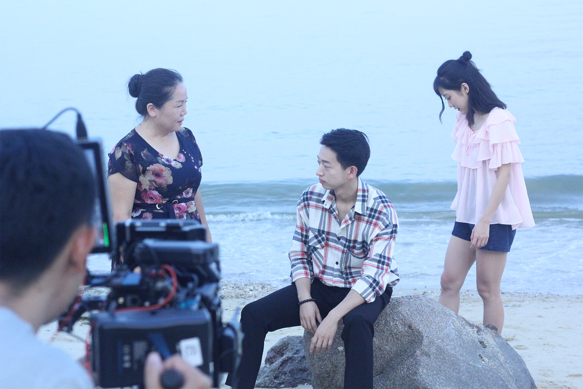 李丹出演网剧《我的男月嫂》重要角色02.jpg