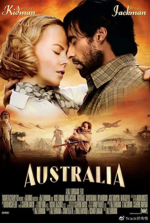 《澳洲乱世情》